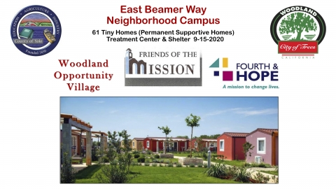 East Beamer Way Neighborhood Campus (Shelter, Permanent Supportive Homes and Abuse Treatment Center
