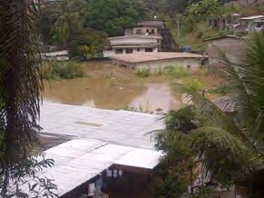 The area remains prone to periodic flooding which our plan mitigates